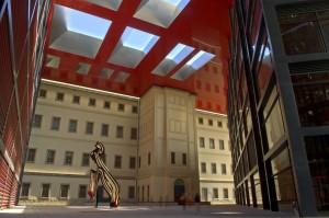 Национальный музей Centro de Arte Reina Sofia