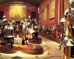Королевский дворец в Мадриде. Оружейная (Armeria Palacio Real)