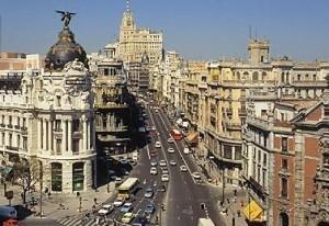 Красивый Мадрид