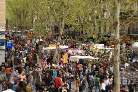 Рынок El Rastro