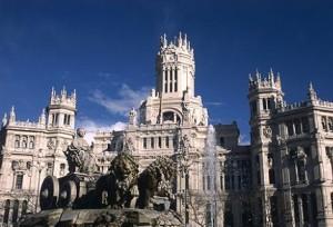 Мадрид фото
