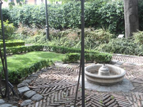 Сады Principe de Anglona