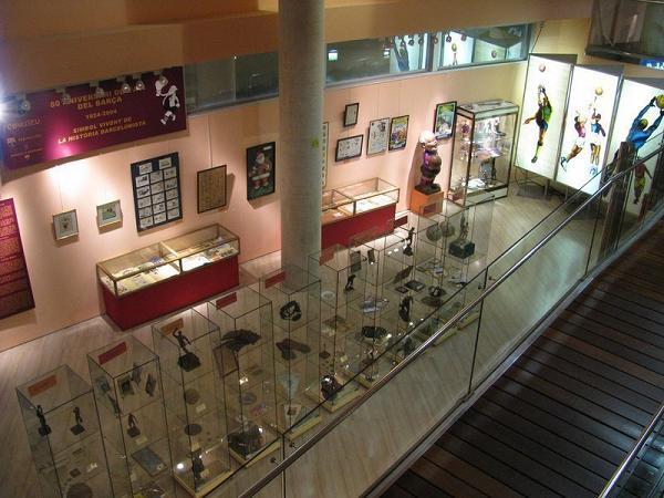 Футбольный-клуб-Барселона-музей