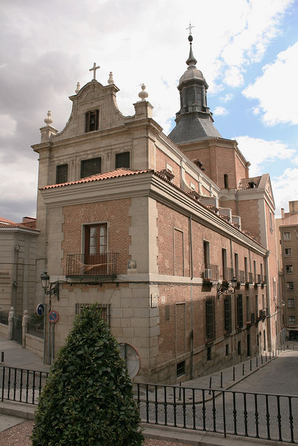 Церковь Сан Мигель Мадрид