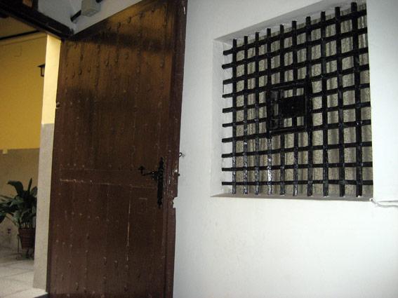 Convento de las Carboneras entrance