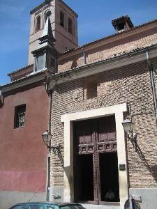 Iglesia San Pedro el Viejo Madrid Espana