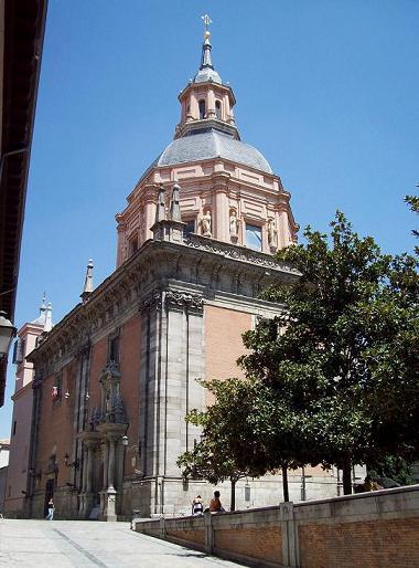 Iglesia de San Andrés (Madrid)