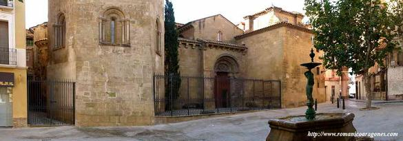 Iglesia de san Pedro el Viejo Madrid