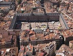 Пласа Майор в Мадриде