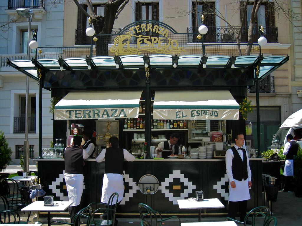 terraza El Espejo