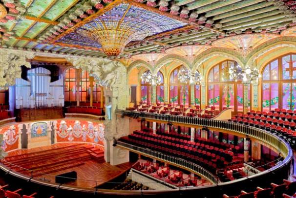 Дворец Каталонской музыки2