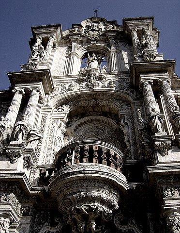 Дворец Сан Тельмо в Севилье