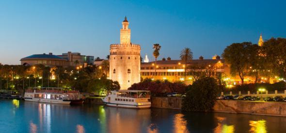 Золотая Башня Севильи