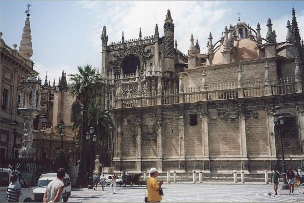 Кафедральный Собор Севилья