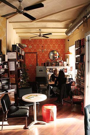 Кафе Либре в Мадриде