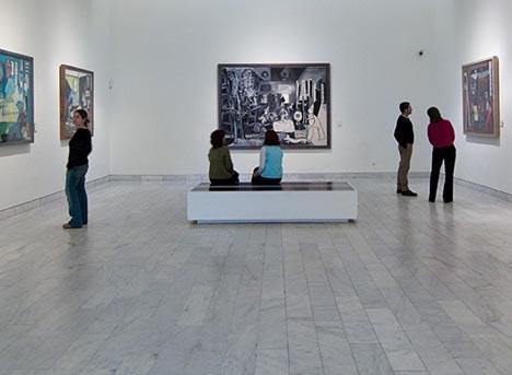 Музей Пикассо в Барсе
