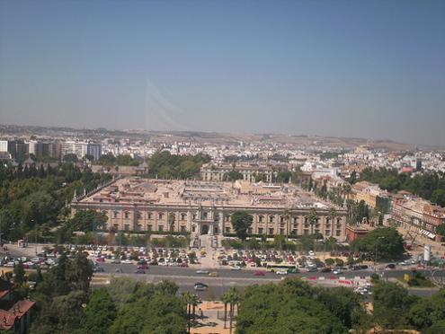 Панорама Университет Севильи