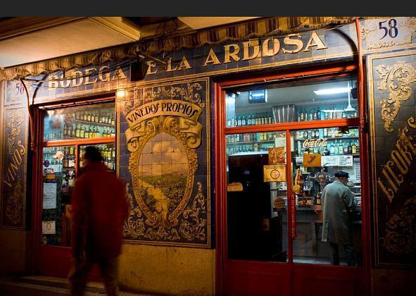 Ресторан BODEGA DE LA ARDOSA в Мадриде