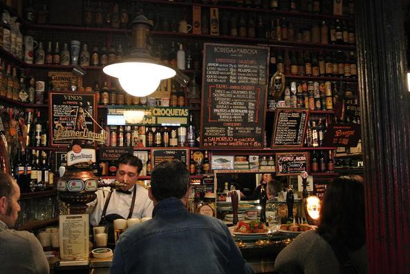 Ресторан BODEGA DE LA ARDOSA