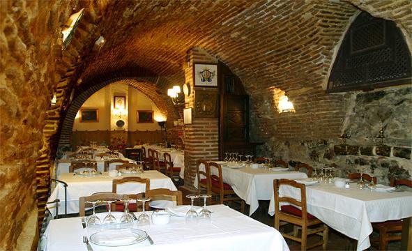 Ресторан botin-madrid