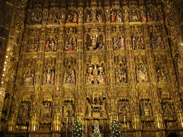 Собор в Севилье