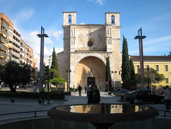 Церковь Сан Хинес