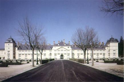 дворец Эль Пардо