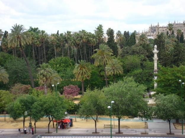 парк El Prado de San Sebastian