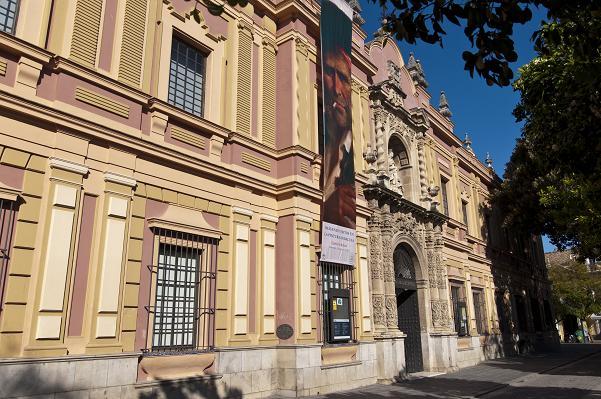 фасад музея изящных искусств