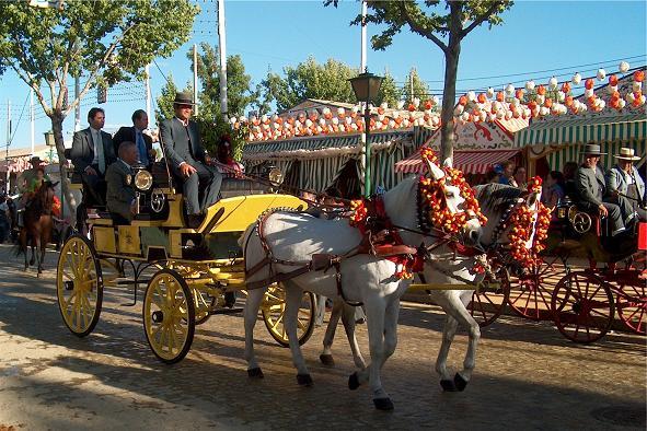 Feria de Sevilla 2013