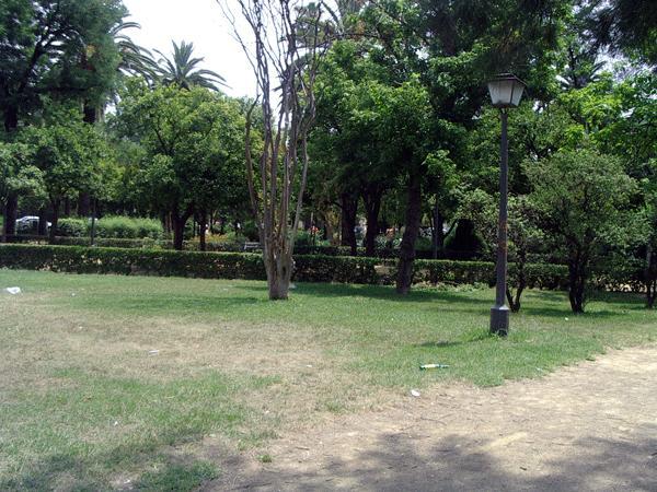Sevilla Parque de las Delicias de Arjona