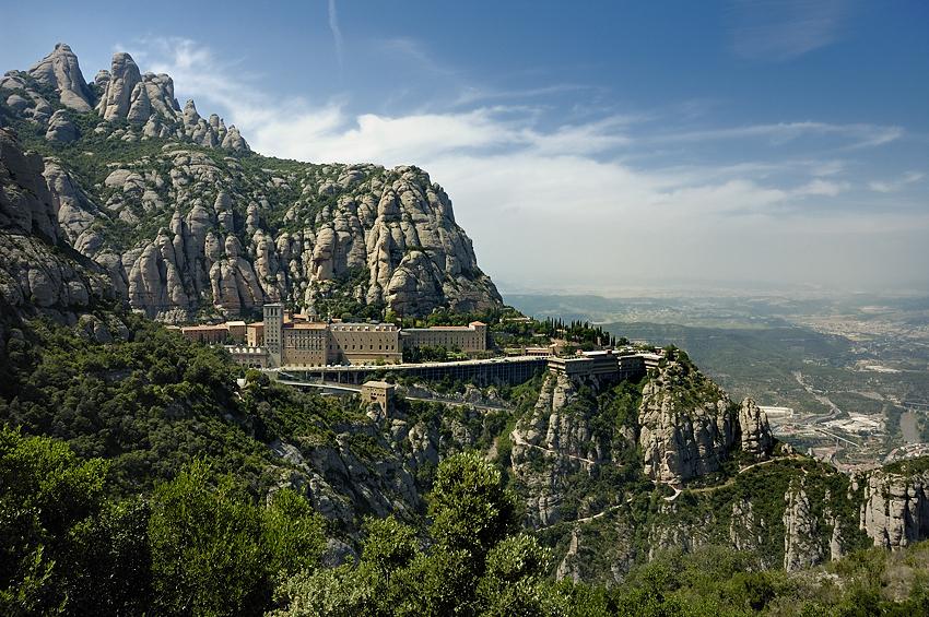 Монтсеррат в Испании, фото