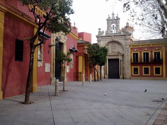 Площадь Сан Лоренсо