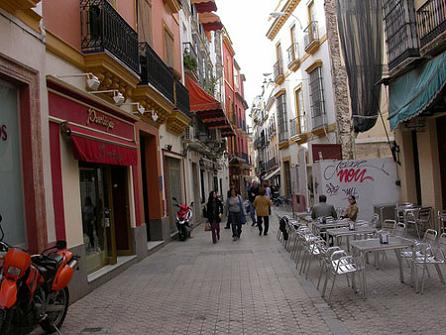 Фото улицы Сьерпес