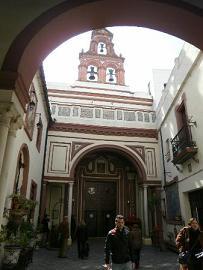 Церковь Сан Антонио Абад