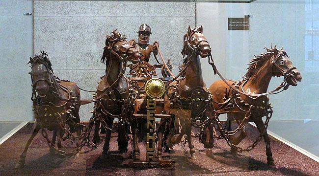 музей шоколада в Барсе