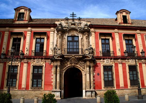 фото дворца архиепископа