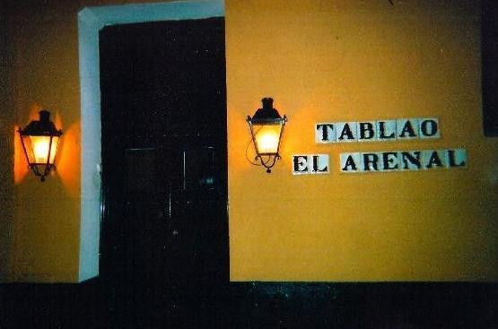 Tablao El Arenal Sevilla