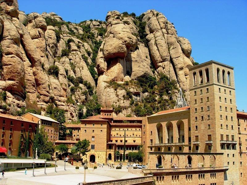 Montserrat, Barselona, photo