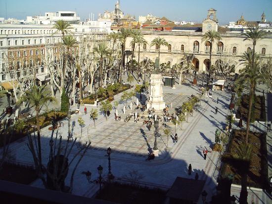 Квартал Эль Ареналь Севилья