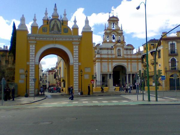 Базилика Макарена в Севилье