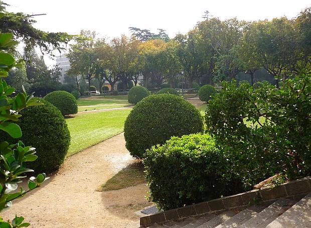Сад Педральбес, Барселона
