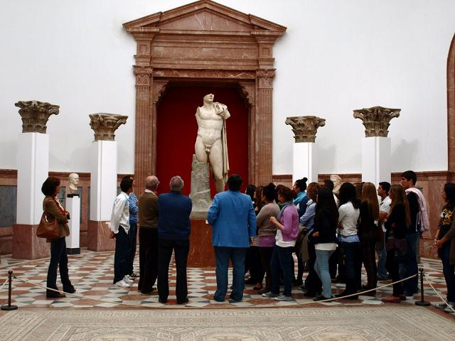 Фото статуи времен Римской империи