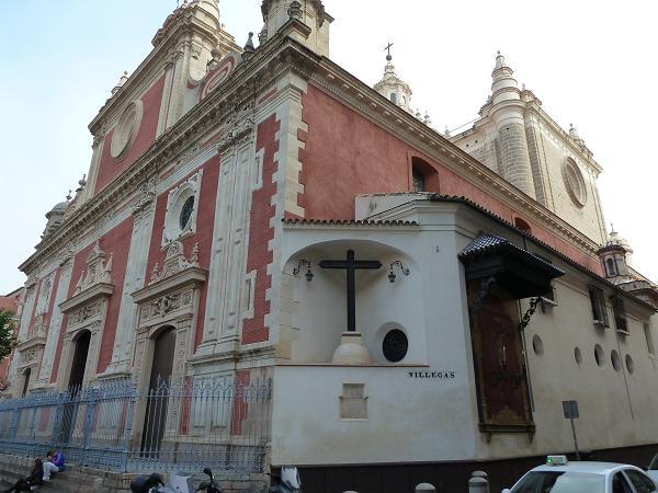 Iglesia Salvador Sevilla