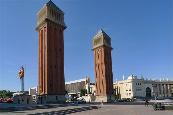 Фото венецианских башен