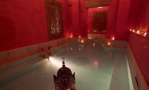 aire de Sevilla bath