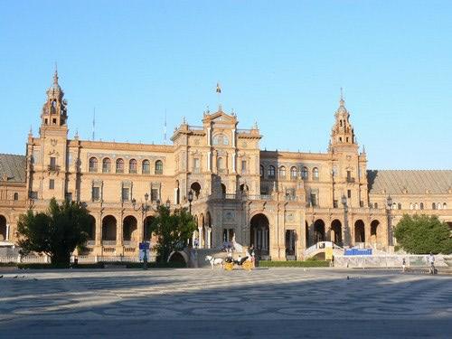 Фото военного музея Севильи