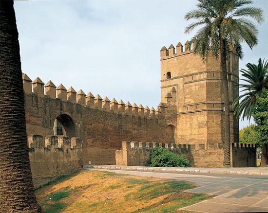 murallas de sevilla