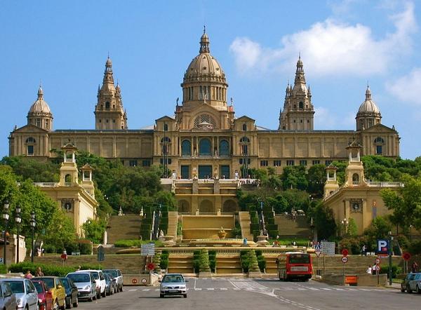Музей Каталонского Искусства Барселоны