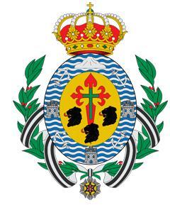 Герб Санта Крус де Тенерифе